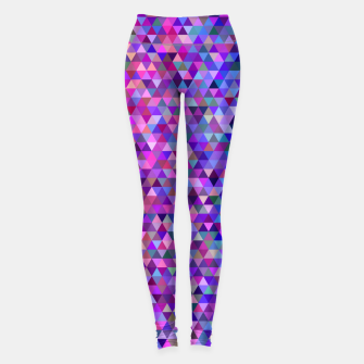 Thumbnail image of Triangles Leggings, Live Heroes