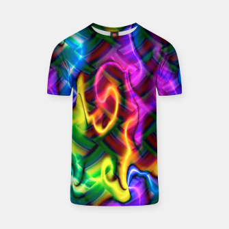 Thumbnail image of Laser Design T-shirt, Live Heroes