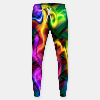 Thumbnail image of Laser Design Sweatpants, Live Heroes