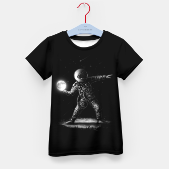 Thumbnail image of Moonlotov Kid's t-shirt, Live Heroes