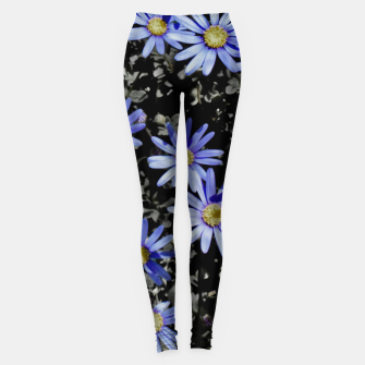 Thumbnail image of Daisies On Grey Leggings, Live Heroes