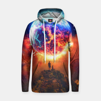 Thumbnail image of Lava Planet Hoodie, Live Heroes