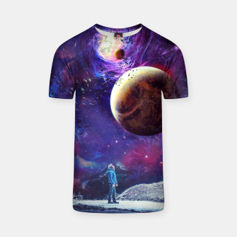 Looking to Nebula T-shirt miniature