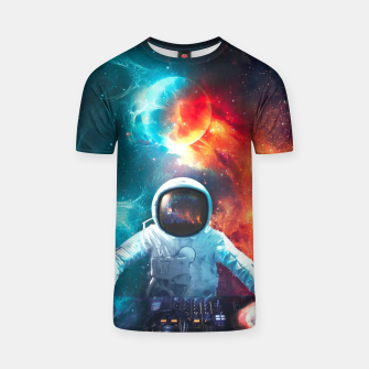 Galaxy DJ T-shirt miniature