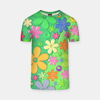 Flower Power T-shirt thumbnail image