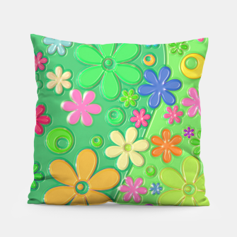 Flower Power Pillow thumbnail image