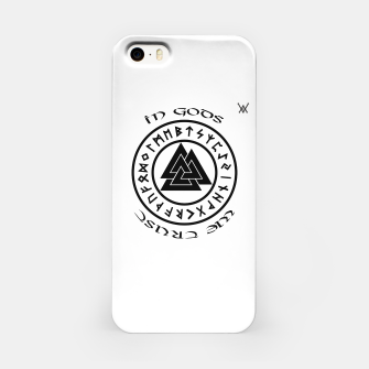 Thumbnail image of in_gods_we_trust iPhone Case, Live Heroes