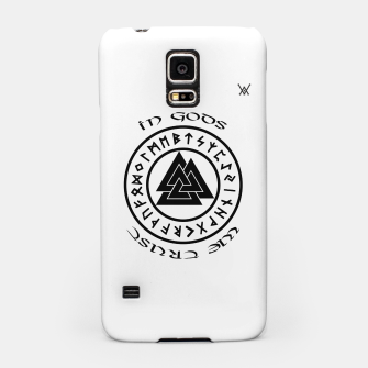 Thumbnail image of in_gods_we_trust Samsung Case, Live Heroes