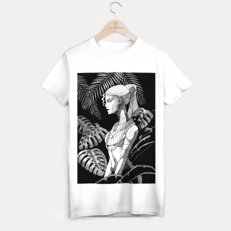 Miniature de image de Jungle Girl T-shirt regular, Live Heroes