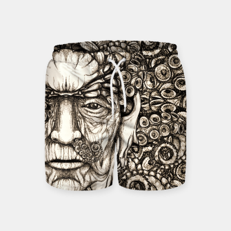 Miniatur The Fisherman Swim Shorts, Live Heroes