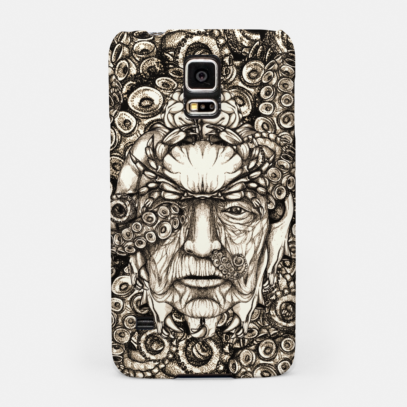Foto The Fisherman Samsung Case - Live Heroes