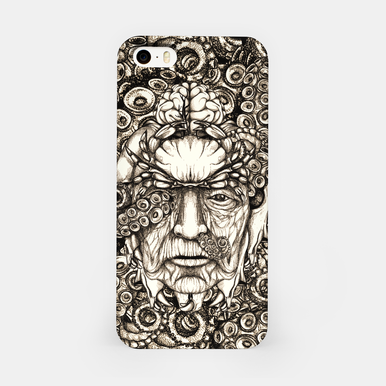 Foto The Fisherman iPhone Case - Live Heroes