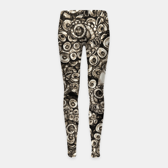 Miniatur The Fisherman Girl's leggings, Live Heroes