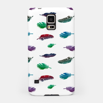 Feathers – Samsung Case thumbnail image