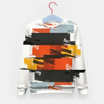 Thumbnail image of SAHARASTREET-SS114 Kid's sweater, Live Heroes