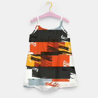 Thumbnail image of SAHARASTREET-SS114 Girl's dress, Live Heroes