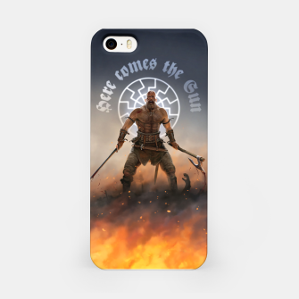 Thumbnail image of here_comes_the_sun iPhone Case, Live Heroes