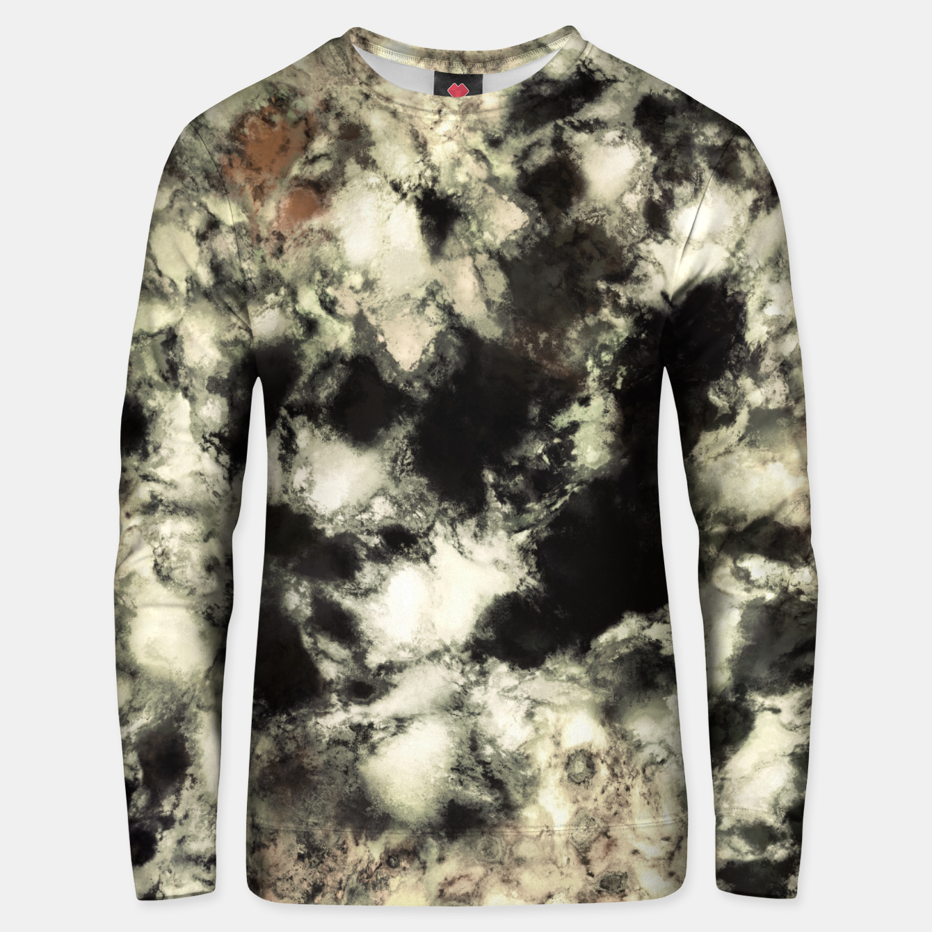 Image of Ghost Unisex sweater - Live Heroes