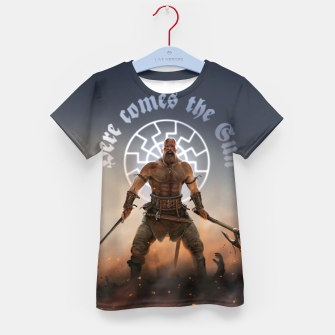here_comes_the_sun Kid's t-shirt thumbnail image