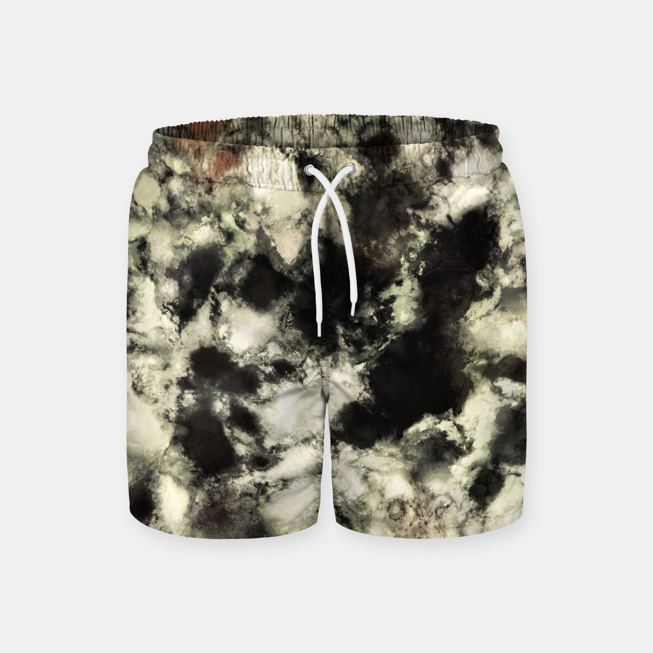 Image of Ghost Swim Shorts - Live Heroes