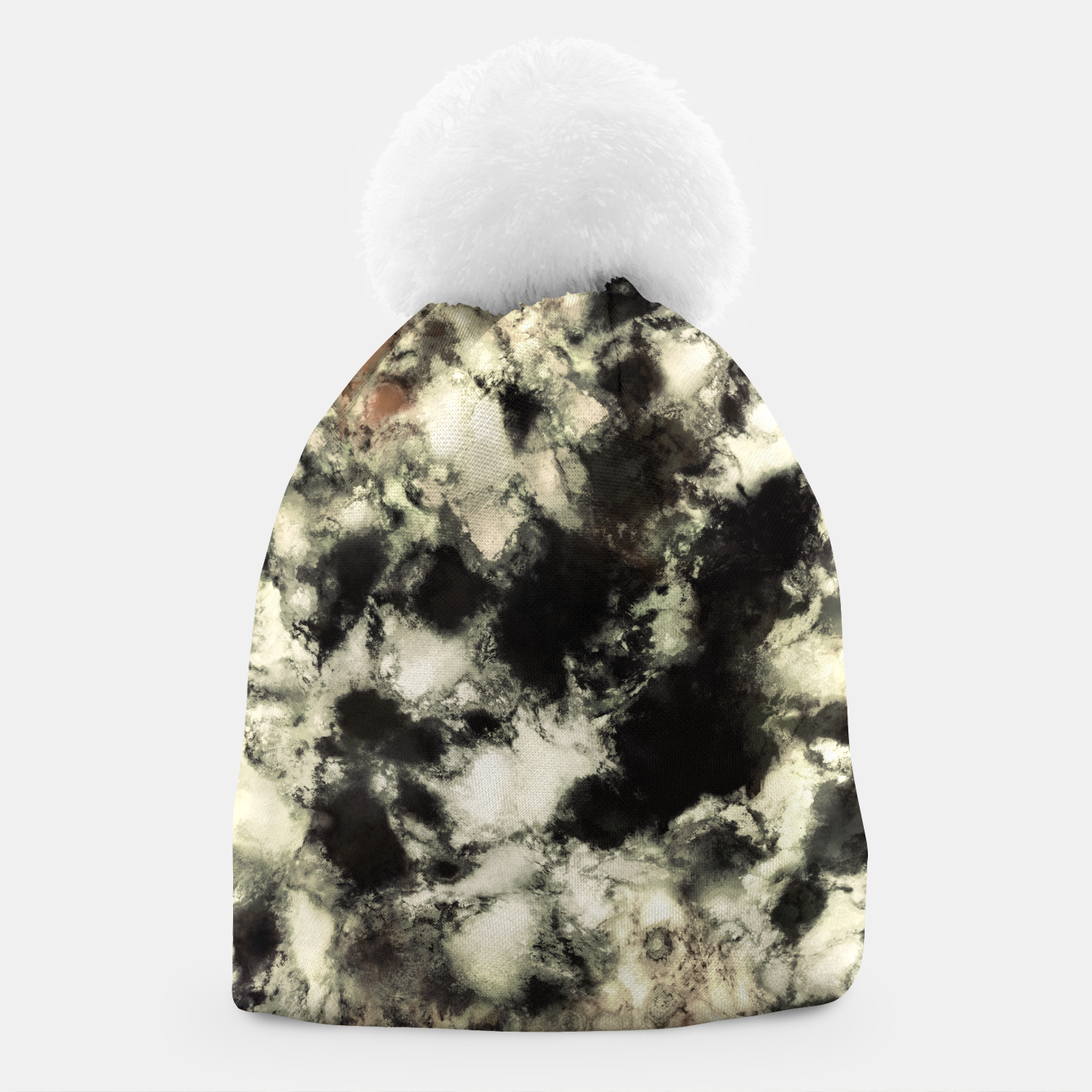 Image of Ghost Beanie - Live Heroes