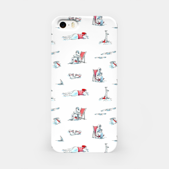 Thumbnail image of At the Beach – iPhone Case, Live Heroes