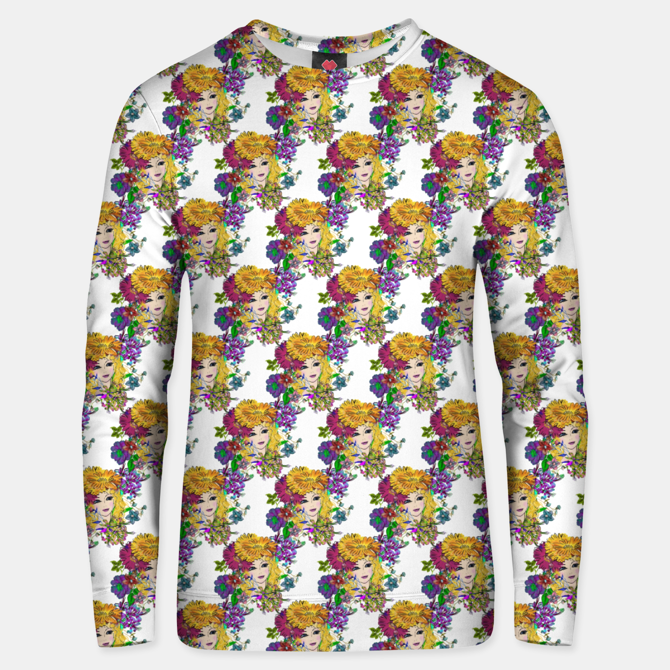 Image of Summer girl Unisex sweater - Live Heroes