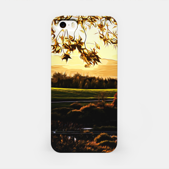 idyllic nature landscape vastd iPhone Case thumbnail image