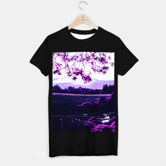 idyllic nature landscape vadb T-shirt regular thumbnail image
