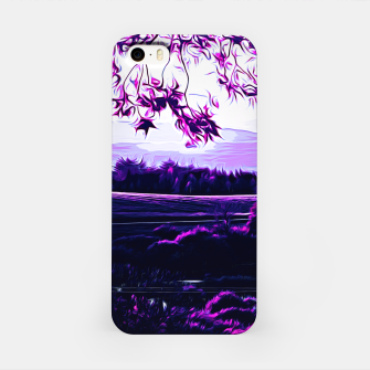 idyllic nature landscape vadb iPhone Case thumbnail image