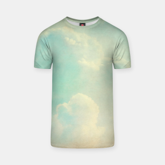 Thumbnail image of Pastel skies T-shirt, Live Heroes