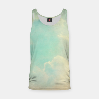 Thumbnail image of Pastel skies Tank Top, Live Heroes