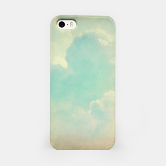 Thumbnail image of Pastel skies iPhone Case, Live Heroes
