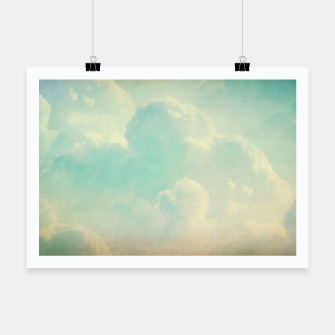 Thumbnail image of Pastel skies Poster, Live Heroes