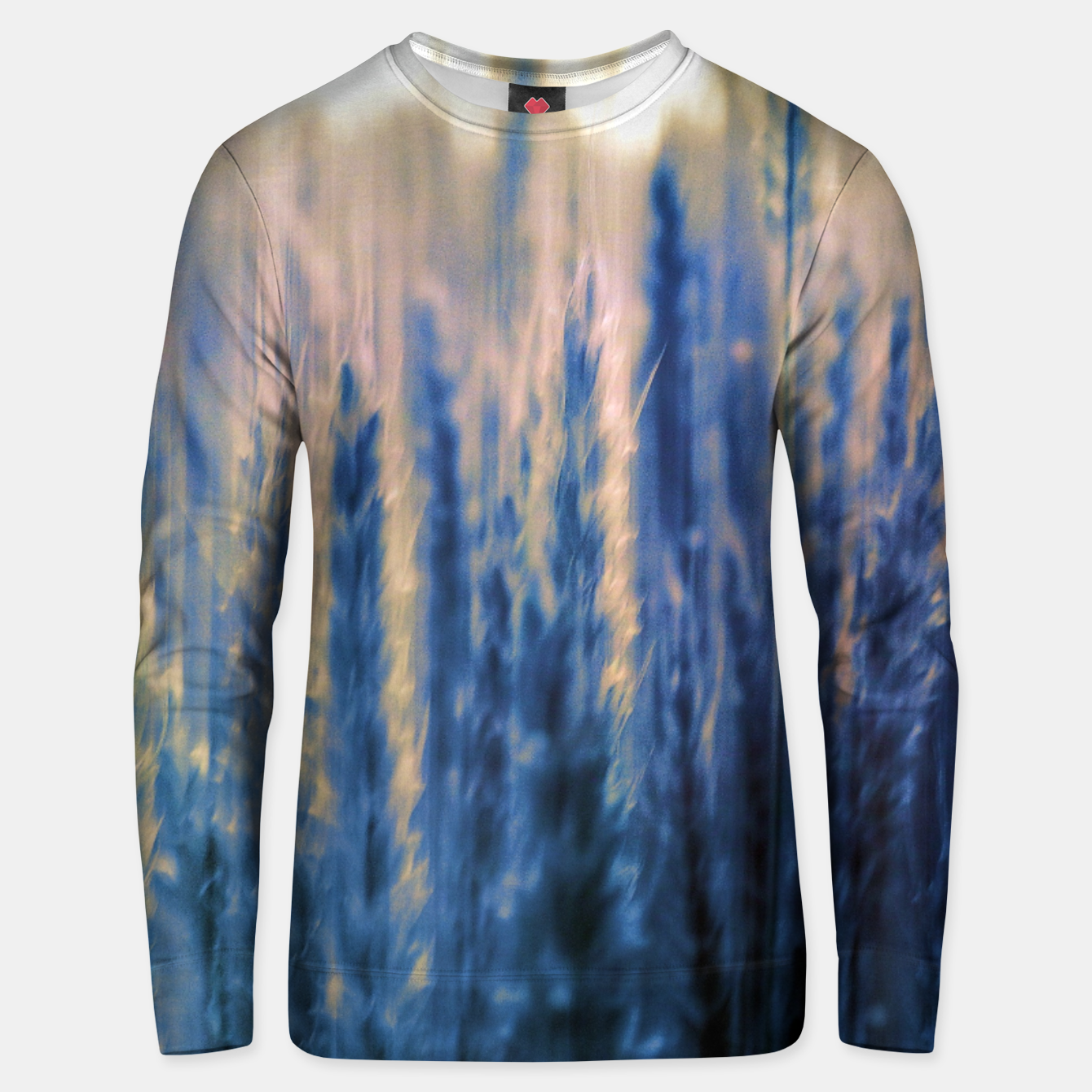 Image of Harvest retro Unisex sweater - Live Heroes