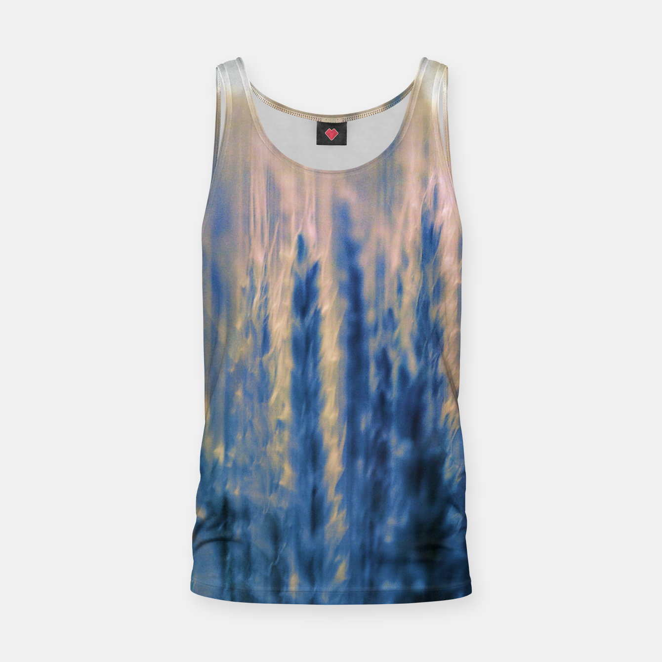Image of Harvest retro Tank Top - Live Heroes