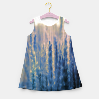 Harvest retro Girl's summer dress thumbnail image