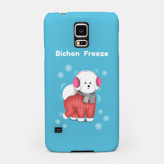 Thumbnail image of Bichon Freeze Samsung Case, Live Heroes