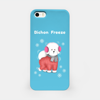 Thumbnail image of Bichon Freeze iPhone Case, Live Heroes