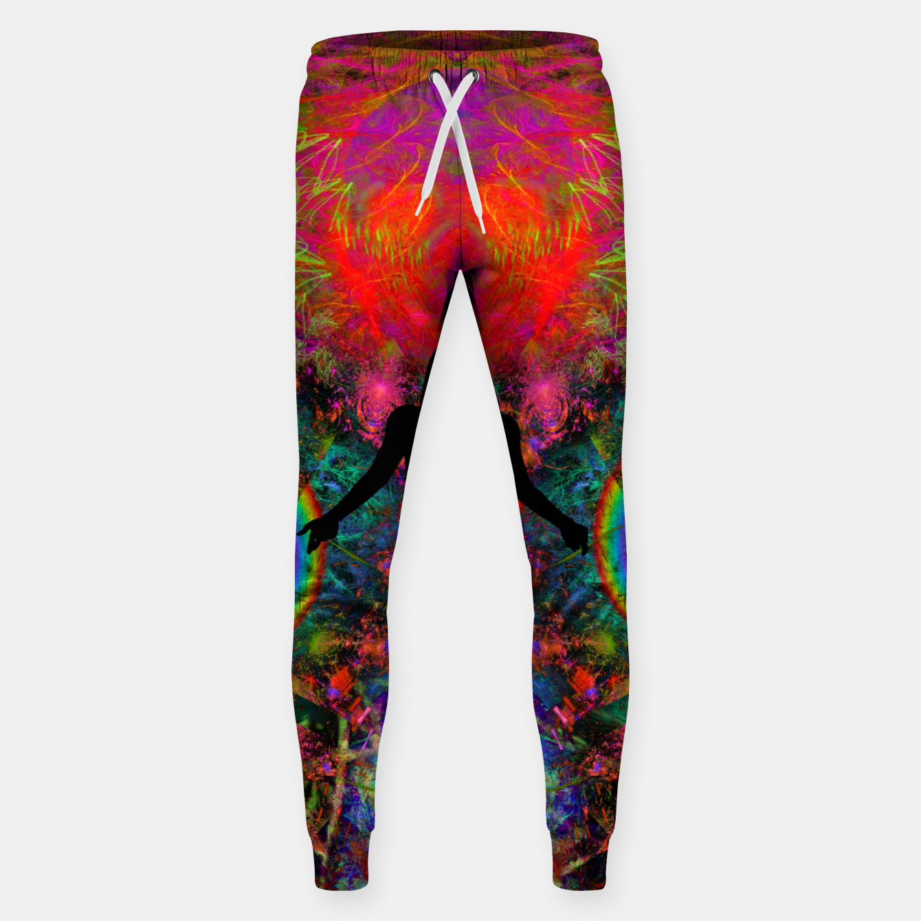 Image of Warm Thoughts From Her Heart Sweatpants - Live Heroes