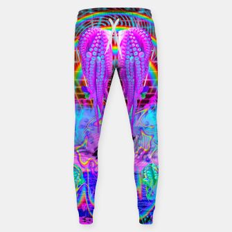 Octopus Sea Witch Sweatpants Bild der Miniatur