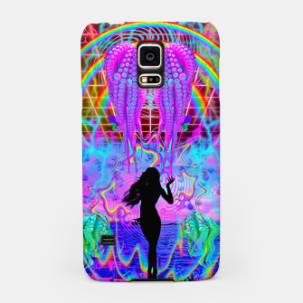 Octopus Sea Witch Samsung Case thumbnail image