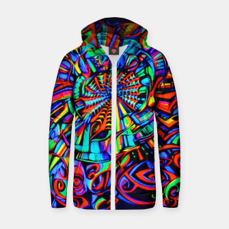 The Door Project Zip up hoodie thumbnail image