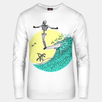Surf Nose Unisex sweater thumbnail image