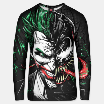 The Venom Joker Unisex sweater thumbnail image