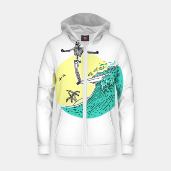 Surf Nose Zip up hoodie thumbnail image