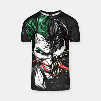 Miniatur The Venom Joker T-shirt, Live Heroes