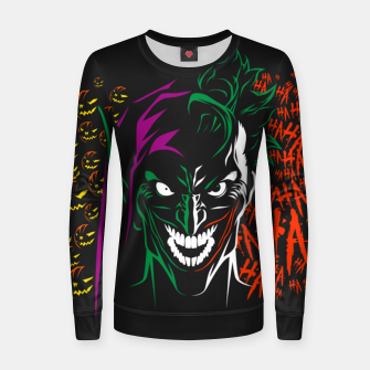 Miniatur The Elf Joker Women sweater, Live Heroes