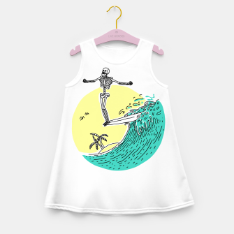 Surf Nose Girl's summer dress thumbnail image