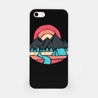 Camp River iPhone Case thumbnail image